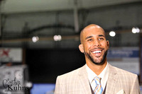 David Price reacts to Winning CY Young Award on November 14, 2012.