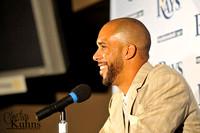 David Price during Press Conference on November 14, 2012